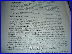 FINEST ROYAL CROWN DERBY MASSIVE PORCELAIN VASE SIGNED BY ALBERT GREGORY c1900