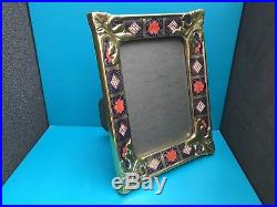 2357c867d07 New Royal Crown Derby 2nd Quality Old Imari Solid Gold Band Small Picture  Frame