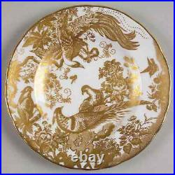 Royal Crown Derby GOLD AVES Bread & Butter Plate 543396