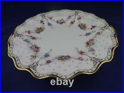Royal Crown Derby ROYAL ANTOINETTE Dinner Plate S7019224G2