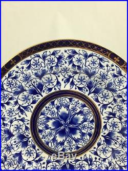 Set of 12 Royal Crown Derby Derby Lily Plates By TIFFANY \u0026 CO & Set of 12 Royal Crown Derby Derby Lily Plates By TIFFANY \u0026 CO ...